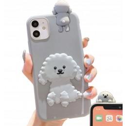 Etui Świnka z brelokiem do Samsung Galaxy A21s