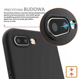 Etui MIŚ SERCE futrzany do Samsung Galaxy A20s