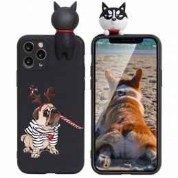 Etui case CZARNY PIESEK do Samsung Galaxy A20s