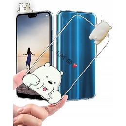Etui ZAJĄCZEK z uchwytem do Samsung Galaxy A21s