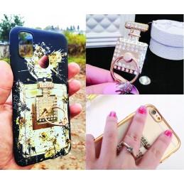 Etui case 3d Ring PERFUMY Samsung Galaxy A21s