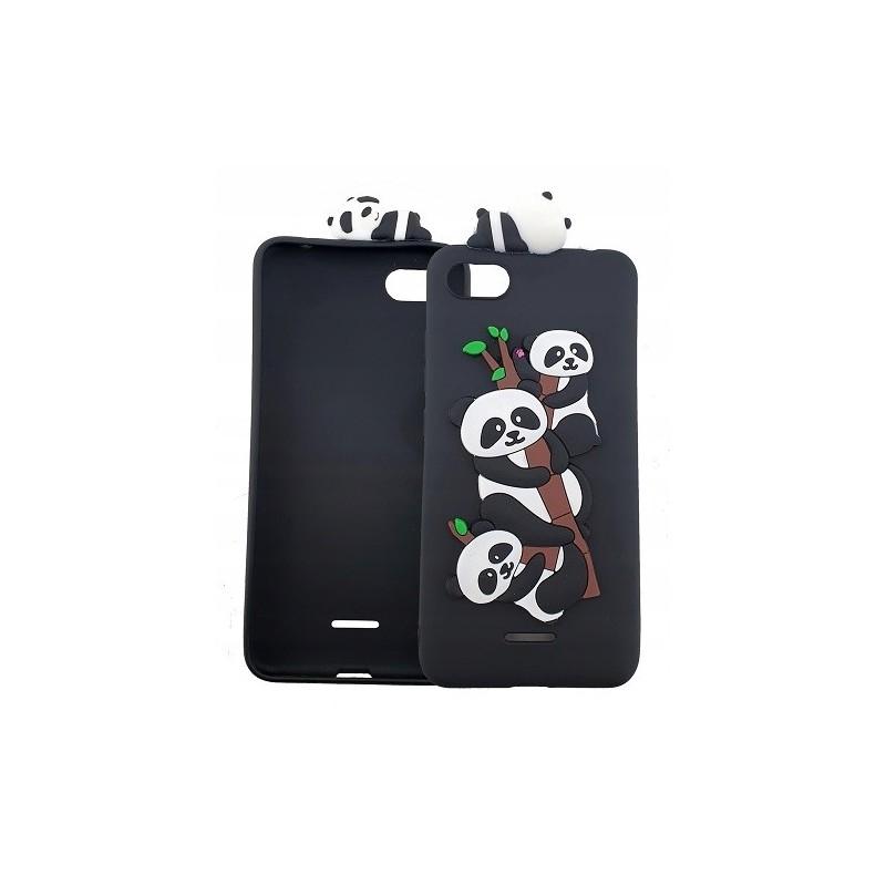 Etui 3d Panda lalka do Samsung Galaxy A21s