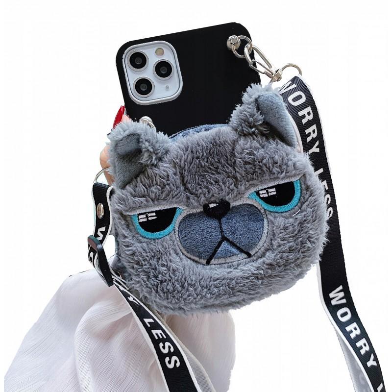 Etui case 3d CHOW CHOW PIES Samsung Galaxy A21s