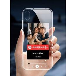 Etui SPOTIFY zdjęcie do Samsung Galaxy A21s