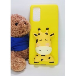 Etui case 3d ŻYRAFA do Samsung Galaxy A21s