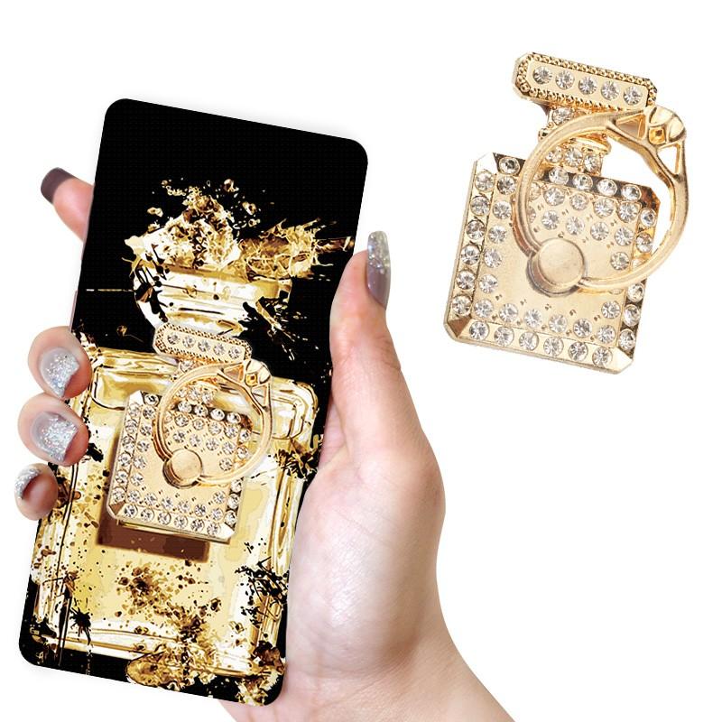 Etui case 3d Ring PERFUMY Samsung Galaxy M21