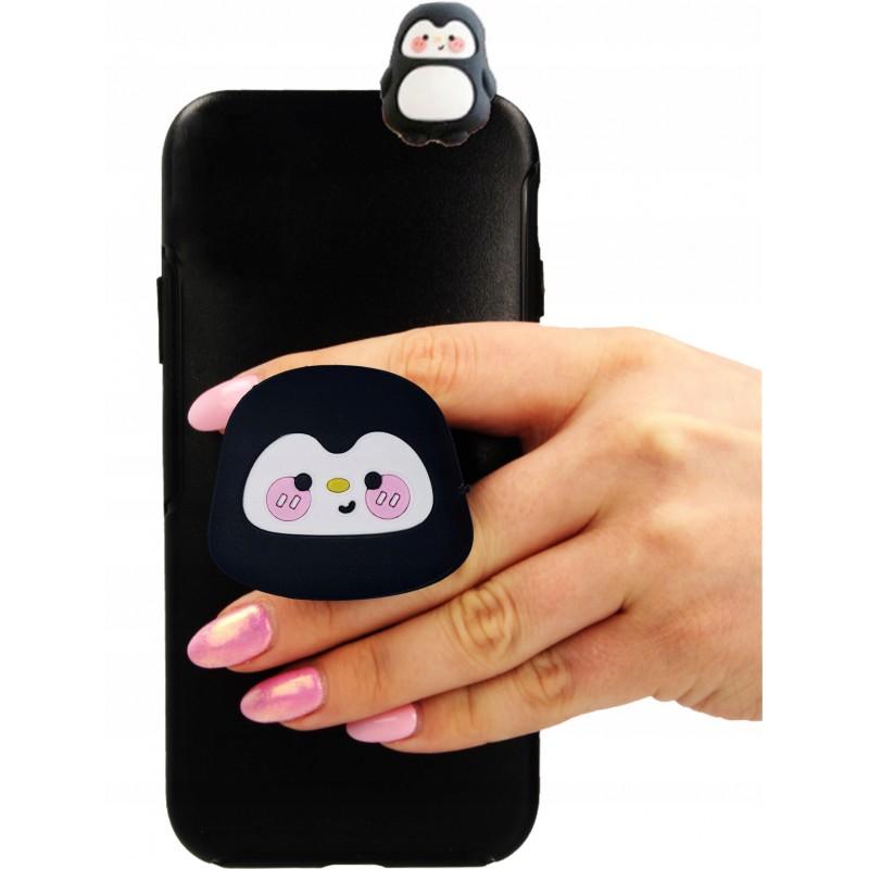 Etui case 3d UCHWYT PINGWIN Samsung Galaxy M21