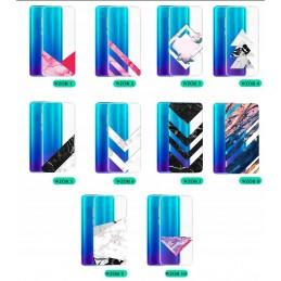 Etui przezroczyste MARMUR wzory Samsung Galaxy M21