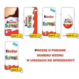 Etui Kinder 5 wzorów GRATIS Samsung Galaxy M21