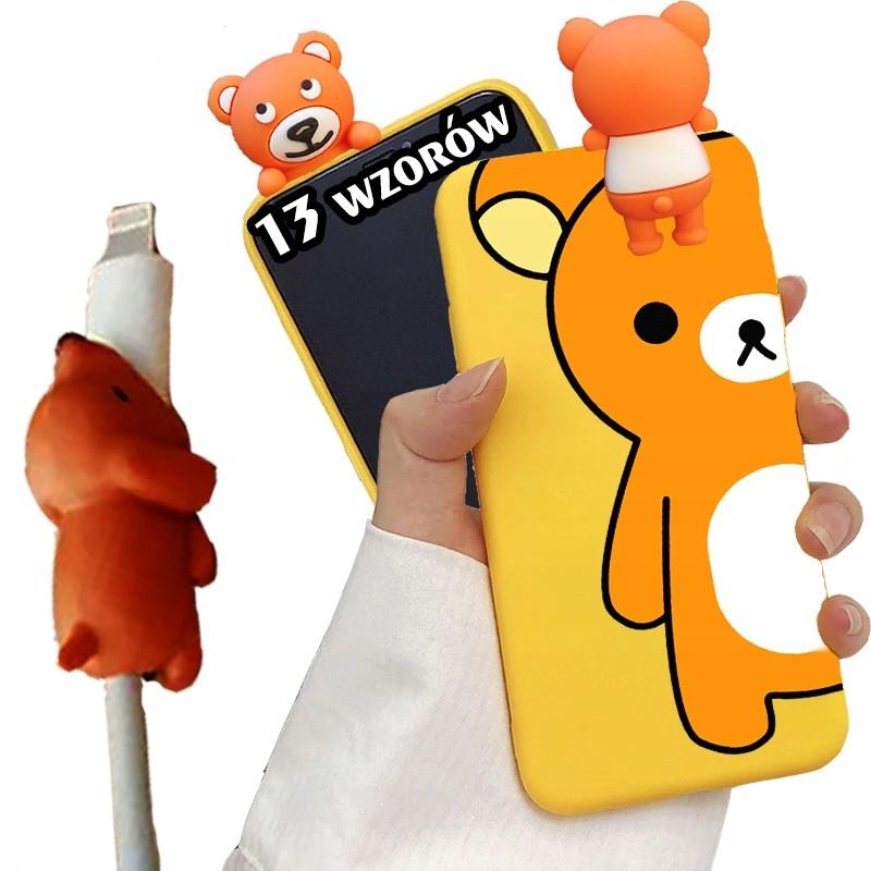 Etui MIŚ 13 wzorów GRATIS Samsung Galaxy M21
