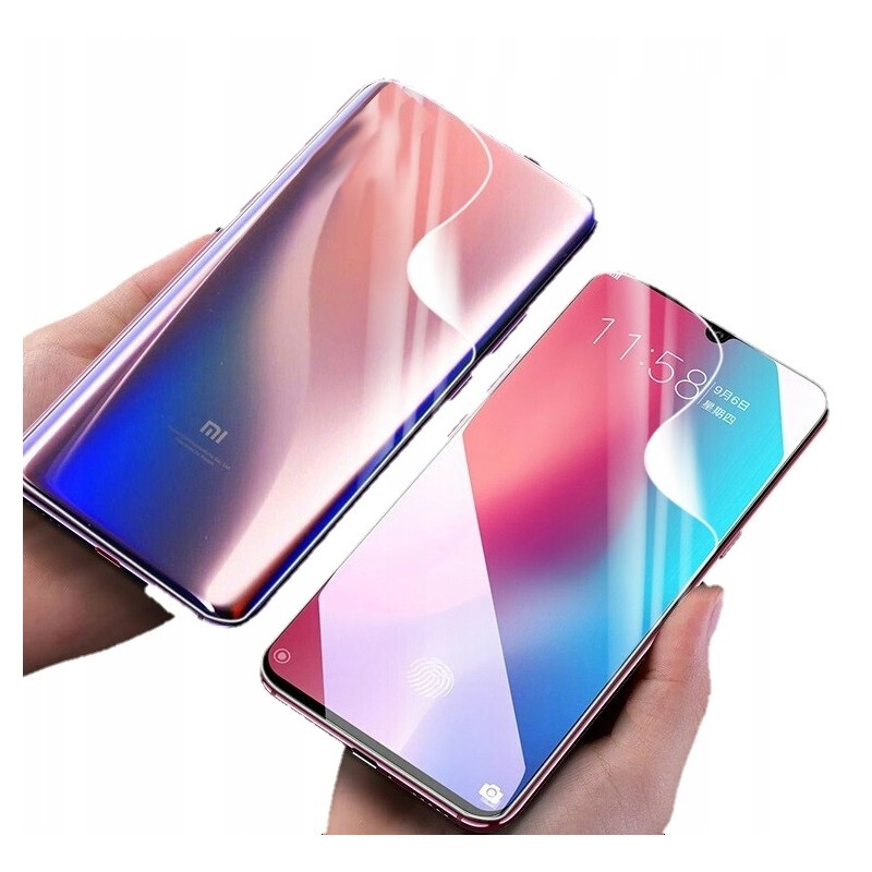 Szkło Hybrydowe PRZÓD TYŁ do Samsung Galaxy M21