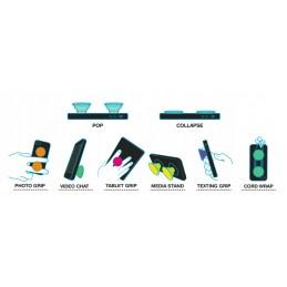 Etui Miś uchwyt smycz do Samsung Galaxy M21