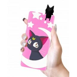 Etui case 3d PANDA Portfel Samsung Galaxy M21