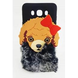 etui case plecki Kotek 3D Samsung Galaxy M21