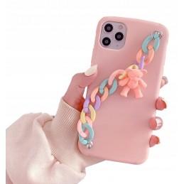 Etui case AMiś Hulahop do Samsung Galaxy M21