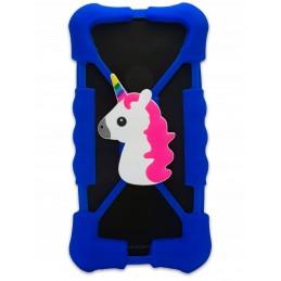 "Etui na tablet uniwersalne 7"", 8"" i 10"" - Jednorożec Unicorn"