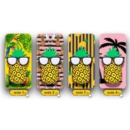 Etui Ananas z uchwytem do wielu modeli +gratis stojaczek