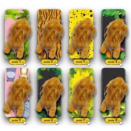 Etui Pluszowy lew do wielu modeli