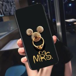 Etui Ring MYSZKA gold do wielu modeli