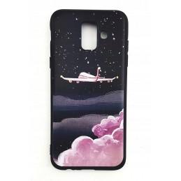 Etui Futrzak Portfel Iphone 8 SŁONIK case guma 3d