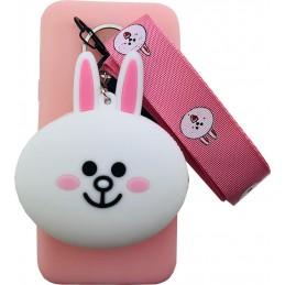 "Apple Iphone 6 4,7"" Etui Stich  + Słuchawki Minionki Case nakładka plecki na telefon 3d wzory"
