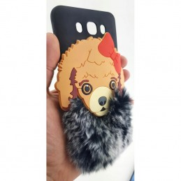 Etui MIŚ BEAR BRICK 3D do Samsung Galaxy S7 Edge guma case tanio pokrowiec telefon