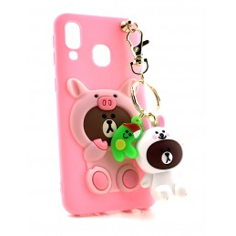 Etui jelly plecki case Queen 3D Apple iPhone 8