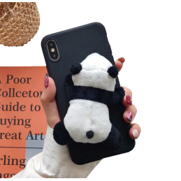 Etui PANDA 3D CASE do Samsung Galaxy S7