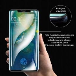Szkło Hybrydowe cały ekran Samsung galaxy S7 edge