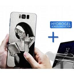 Etui Królik z kokardą 3D na Samsung Galaxy S8 Plus