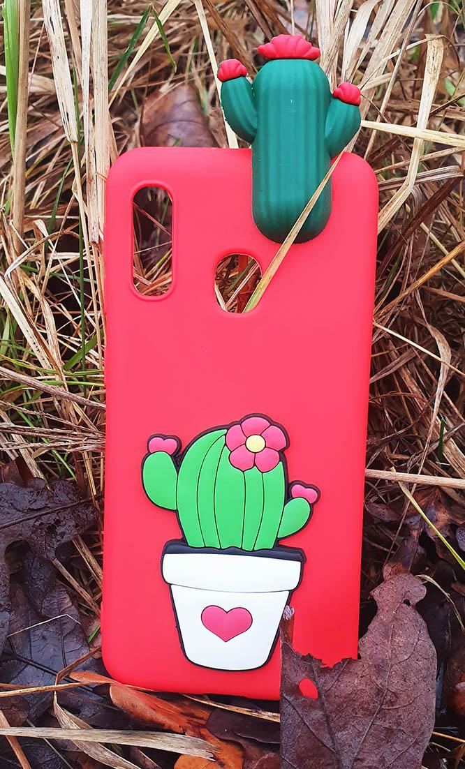 etui pokrowiec kaktus 3d