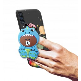 Etui z uchwytem 3d Wzory do Huawei P Smart Pro
