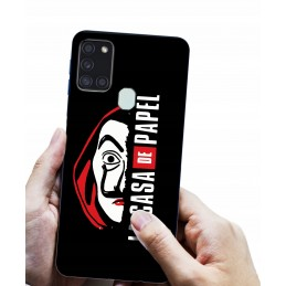 Etui case Hula Hop miś do Samsung Galaxy A20s