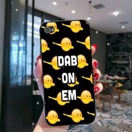 Etui emoji 40 wzorów Samsung Galaxy A20s