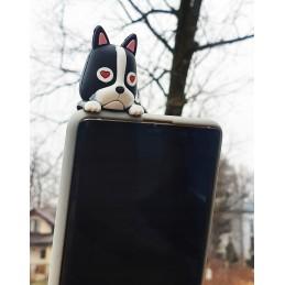 Etui case BULDOG lalka 3d do Samsung Galaxy A20s