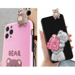 Etui case Teddy Bear 3d do Samsung Galaxy A21s
