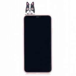 Etui case 3d French Bulldog Samsung Galaxy A21s