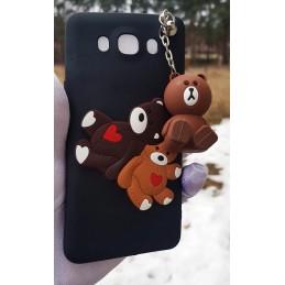 Etui case MIŚ BRELOK do Samsung Galaxy A21s