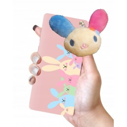 Etui case 3d lalka MISIO PIG Samsung Galaxy A21s