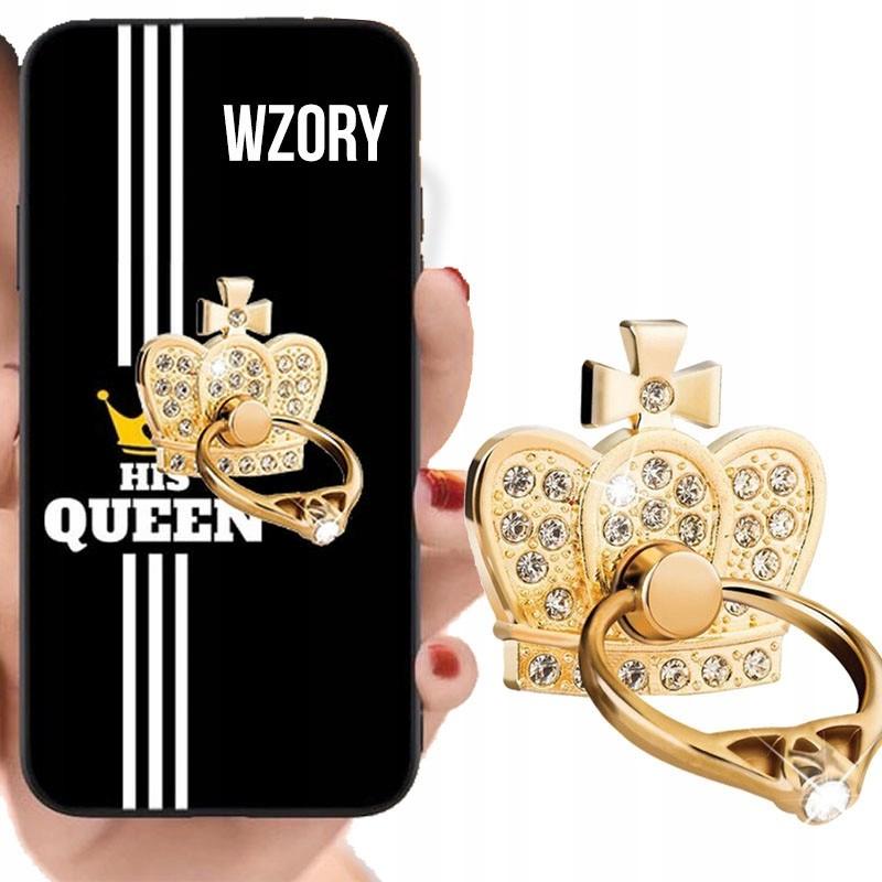 Etui case 3d RING KORONA Samsung Galaxy A21s