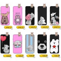 Etui case Teddy Bear 3d do Samsung Galaxy M21