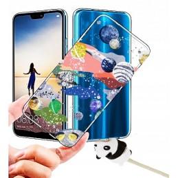 Etui clear KOSMOS 32 wzory Samsung Galaxy M21