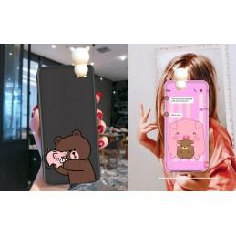 Etui case 3d lalka MISIO PIG do Samsung Galaxy M21