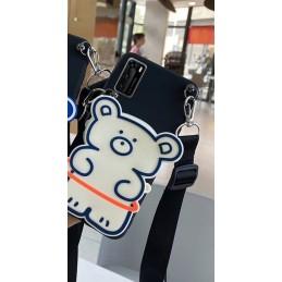 Etui case MISIO Hula hop do Samsung Galaxy M21