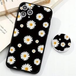 Etui Słoneczniki uchwyt do Samsung Galaxy M21