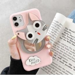 Etui case 3d Kot LUSTERKO Samsung Galaxy M21