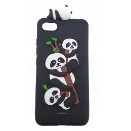 Etui 3d Panda lalka do Samsung Galaxy M21