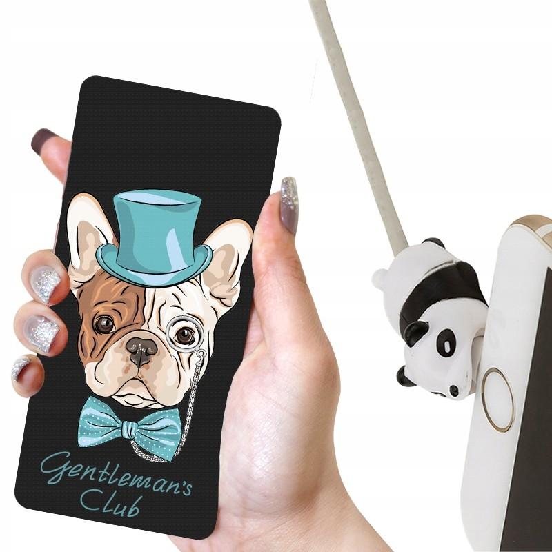 Etui wzory pies psy Samsung Galaxy M21