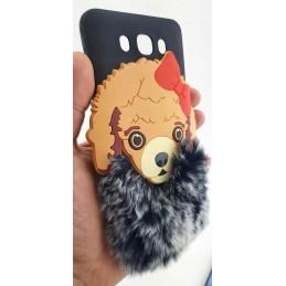 Etui CASE Futerko Piesek do Samsung Galaxy M21