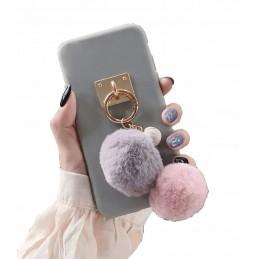 Etui POMPONY design do Iphone 12 i 12 Pro 6.1 cala